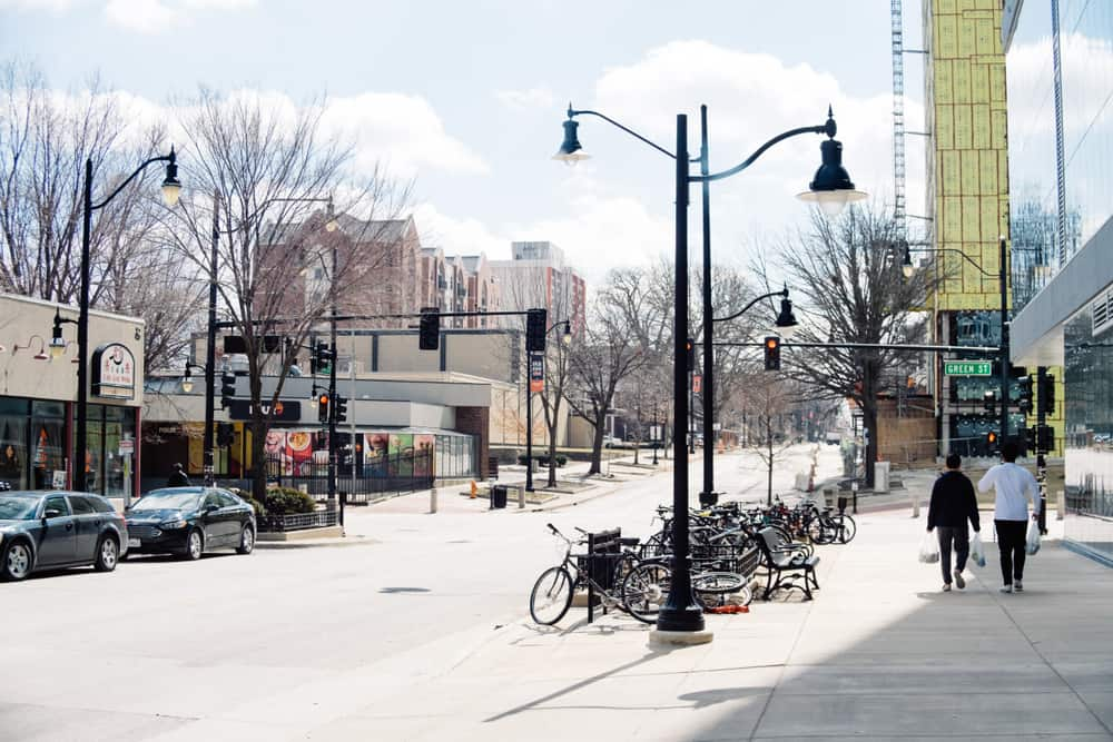 Downtown Champaign