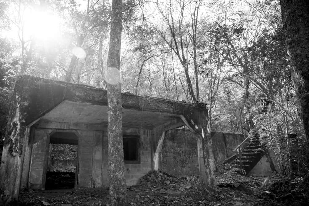 Abandoned Mine in Red Mountain Park