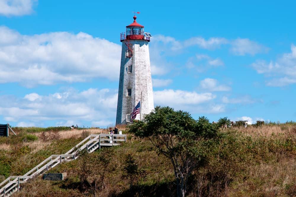 Falkner's Island Lighthouse